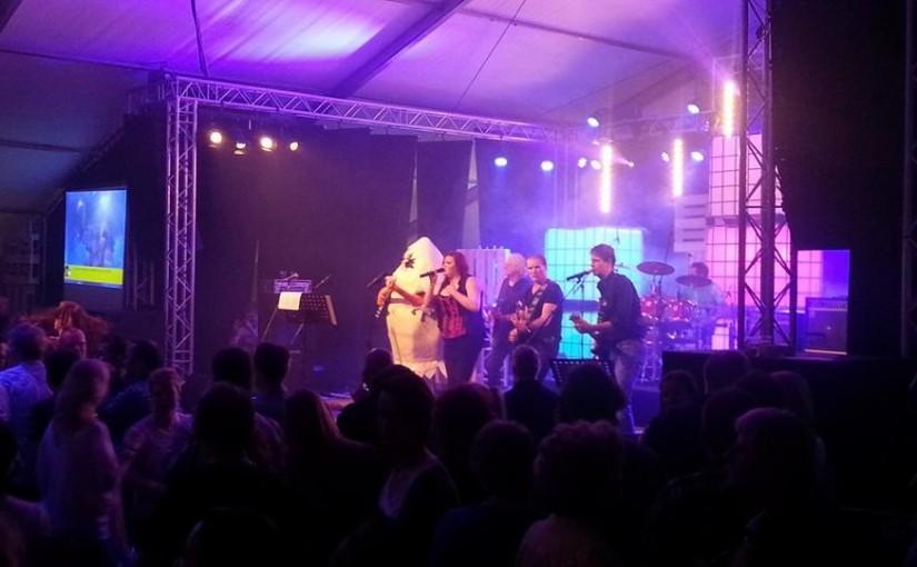 Liveregistratie Paaspop Geesteren