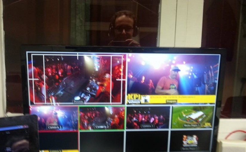 Liveregistratie KPJ Feestweekend