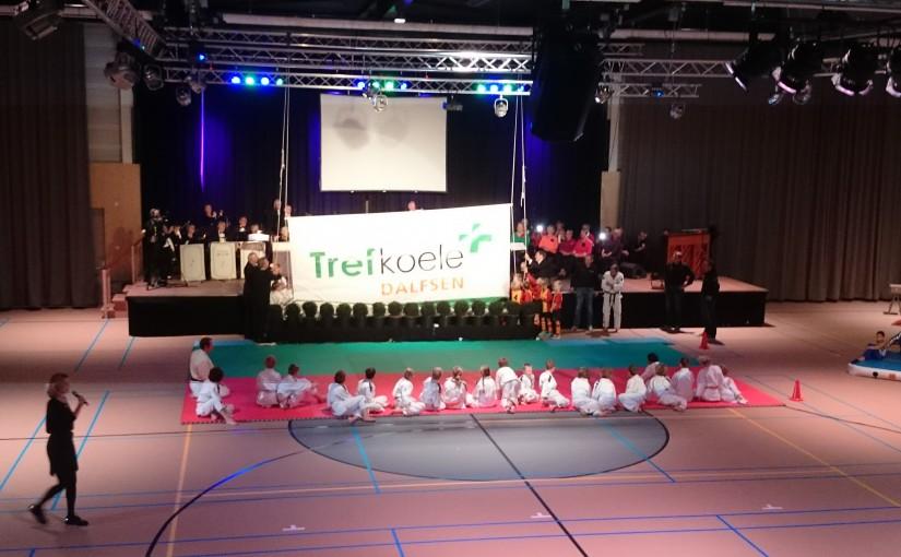 Liveregistratie opening Trefkoele+