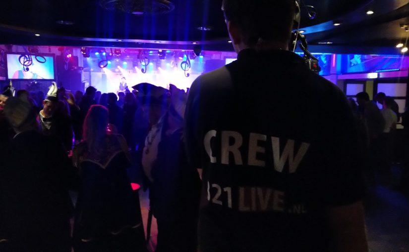 Liveregistratie Stöppelkaters Show Night 2019