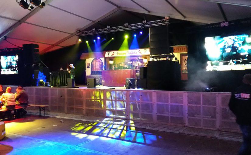 Liveregistratie Strobaal FM 2019